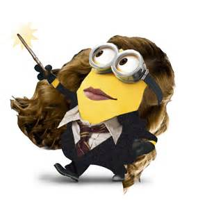 Minion Harry Potter Hermione
