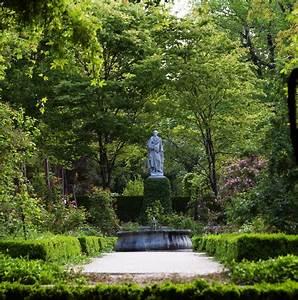 Real Jardín Botanico de Madrid Página principal