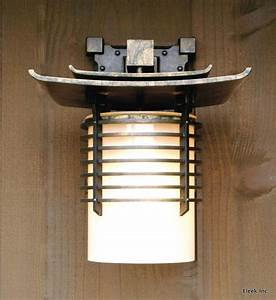 Takashima Sconce - Asian - Wall Sconces - portland - by
