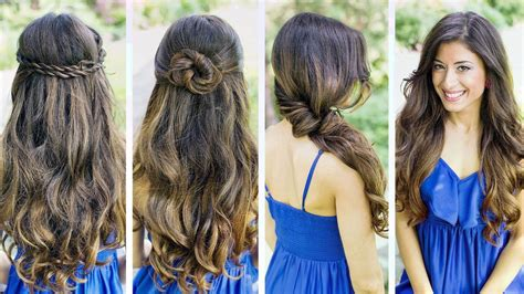 10 easy hairstyles for long hair wonder wardrobes