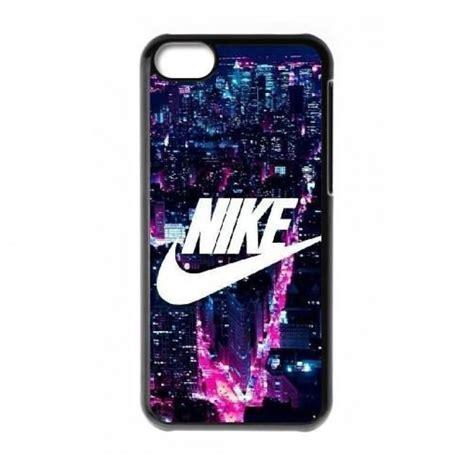 nike iphone 5c nike marques 58 coque en plastique iphone 5c cas de