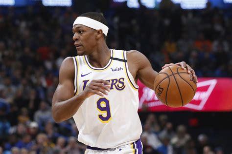 Lakers' Rajon Rondo to Undergo Surgery on Thumb Injury ...