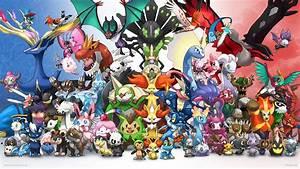 pokemon x y kalos wallpaper