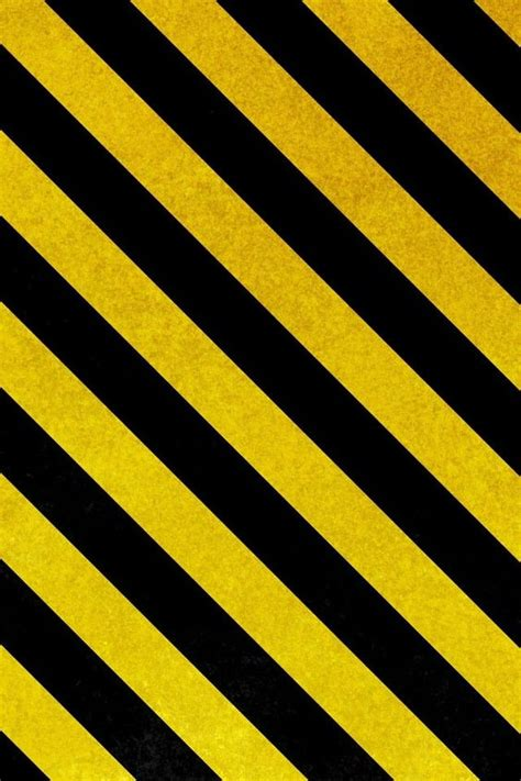 Black And Yellow Wallpaper Iphone X by Wallpaper Iphone Yellow And Black Stripes For Danger