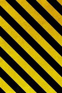 wallpaper iPhone yellow and black stripes for danger ...