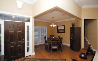 Open Ranch Style Home Floor Plan