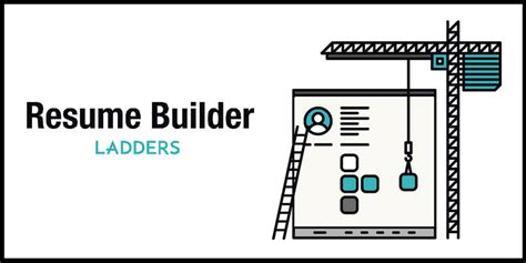 The Ladders Resume Builder by A Free Modern Beautiful Way To Write Your Resume Well Ladders