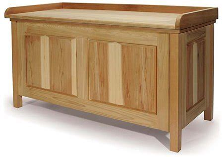 Chest Bench Plans by Mlcs Free Downloadable Woodworking Project Plans