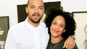 Jesse Williams And Wife Aryn Divorcing After Almost 5 ...