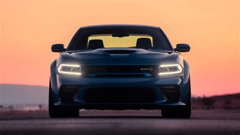 dodge charger srt hellcat widebody  wallpaper hd