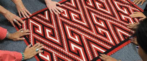 weaving textiles idyllwild arts