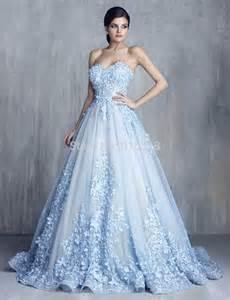 wedding dresses light blue popular light blue wedding gown buy cheap light blue wedding gown lots from china light blue