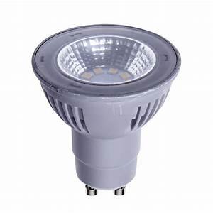 Ampoule Led Dimmable Gu10 : ampoule r flecteur led 5w 450lm quiv 50w gu10 2700k ~ Edinachiropracticcenter.com Idées de Décoration