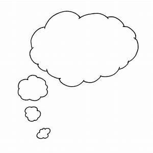 The gallery for --> Empty Thought Bubbles Png