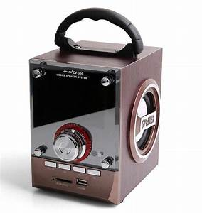 Audiosonic Portable Bluetooth Speaker Manual