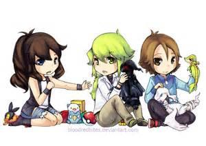 Chibi Pokemon Reshiram