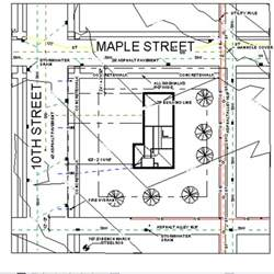 residential site plan 1 project lead the way civil engineering activity 2 3 7 residential site planning