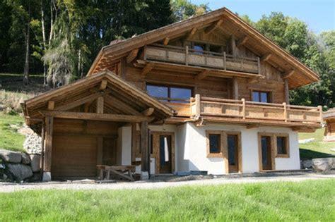 location chalet de luxe chalet cocoon demeure de luxe en vieux bois avec espace wellness