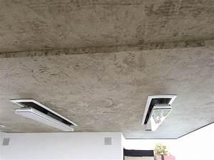 Climatisation Encastrable Plafond : chauffage infrarouge encastrable dans un caisson motoris ~ Premium-room.com Idées de Décoration
