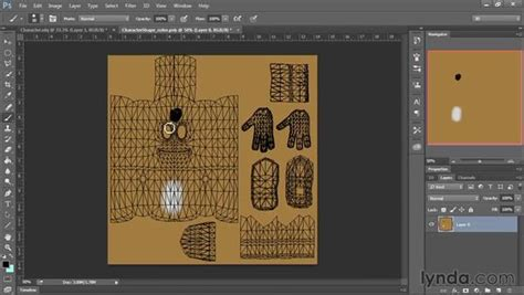 painting textures  photoshop