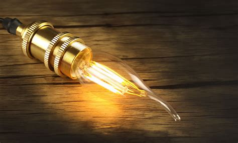 led filament vintage light bulbs factory from china