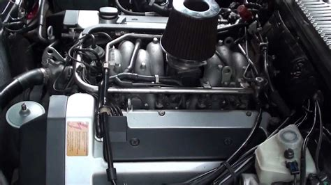 w116 4 2 v8 m119 engine sound
