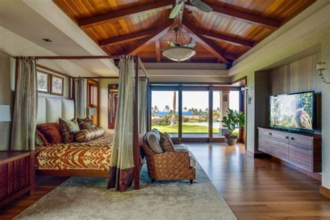 modern tropical bedroom 16 contemporary and modern bedroom designs with tv Modern Tropical Bedroom