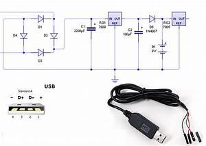 Homemade Usb Power Bank Circuit Diagram