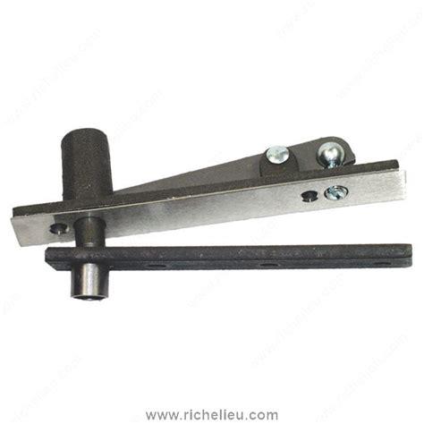 richelieu rx370dc double acting door pivot floor mounted