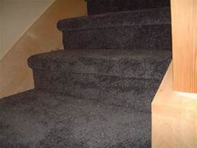 Install Carpet Stairs by Carpet Installation On Stairs