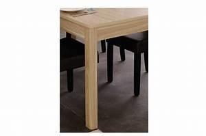 Sejour Pas Cher : table de s jour pas cher en ch ne lemon cbc meubles ~ Carolinahurricanesstore.com Idées de Décoration