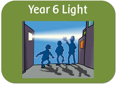 year 6 science light powerpoint lessons worksheets and display by highwaystar