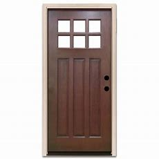 Doors With Glass  Wood Doors  The Home Depot