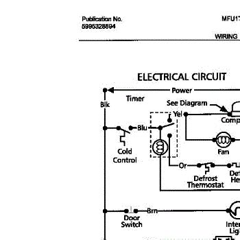 true refrigerator wiring diagram true wiring diagram