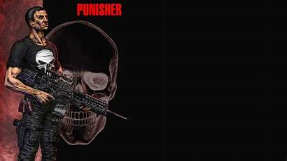 Punisher Desktop Frank Castle Comics Phone Wallpapers