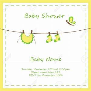 Neutral Baby Shower Invitations | THERUNTIME.COM