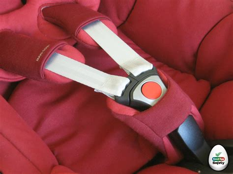 Car Seat Parts And Features