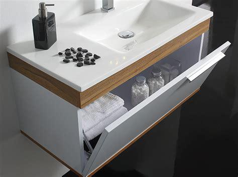 waschbecken ohne unterschrank badm 246 bel g 228 ste wc waschbecken waschtisch spiegel montecarlo grau eiche wenge 60 ebay