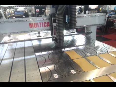 grooving cutting aluminium composite material youtube