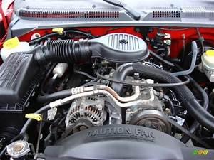 1998 Dodge Durango Slt 4x4 5 2 Liter Ohv 16