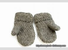 mittens photopicture definition at Photo Dictionary