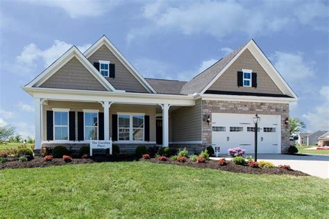 New Homes For Sale At Cedar Grove In Tipp City, Oh Within