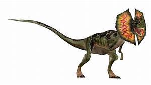Jurassic Park: Expansion Pack mod - Mod DB  Dilophosaurus