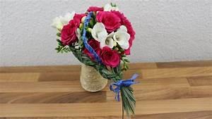 Floristik Deko Ideen : valentinstag geschenk floristik anleitung blumenstrau binden deko ideen mit flora shop youtube ~ Eleganceandgraceweddings.com Haus und Dekorationen
