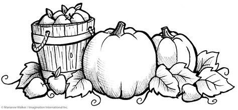 i like markers fall pumpkins class freebie
