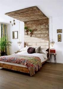 Deko Für Schlafzimmer : dekoration schlafzimmer deko 25 ideen f r das kopfbrett am bett schlafzimmer deko 25 ~ Orissabook.com Haus und Dekorationen