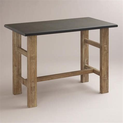 small kitchen work table brooklyn work table world market make shift kitchen island for small kitchens kitchens