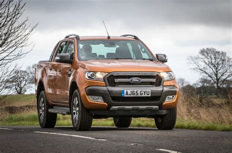 ford ranger review 2017 autocar