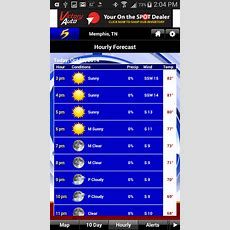Action News 5 Memphis Weather  Android Apps On Google Play