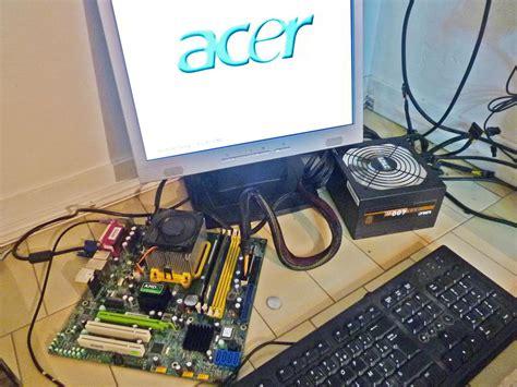 bureau ecran noir pc bureau écran noir ventilo à fond pcsoleil informatique